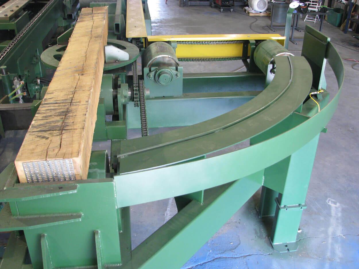 DP 5000 Tie Stacker