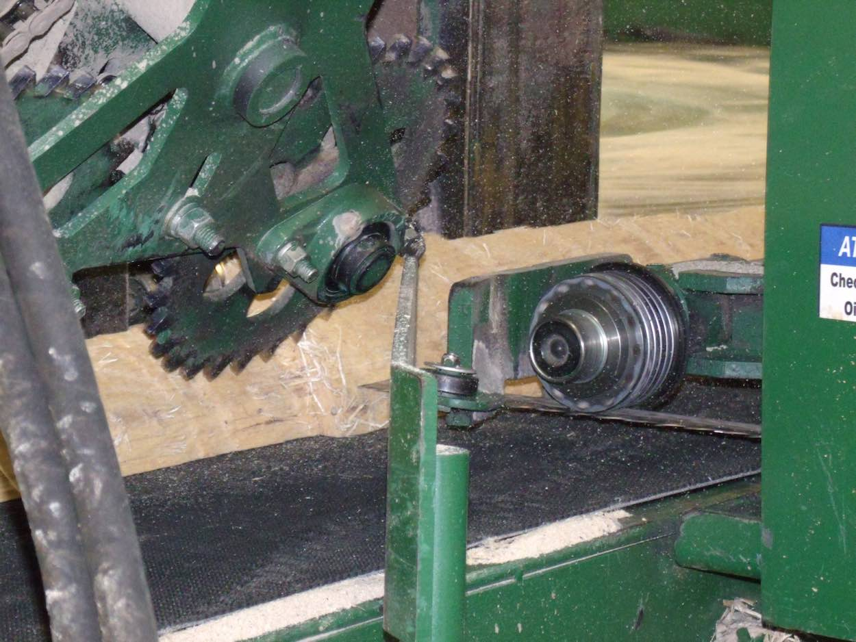 HRS-18 Stave Resaw