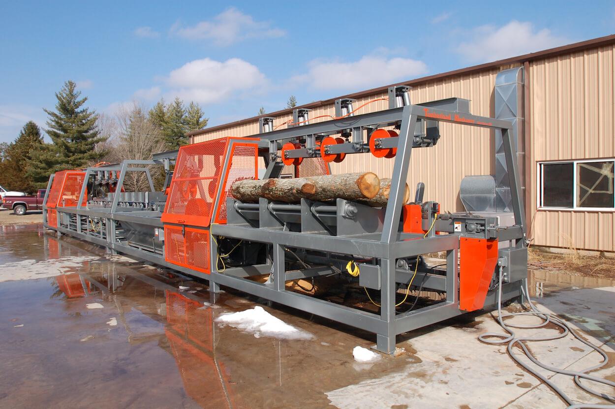 Timberland Big Jake 4000 Scragg System