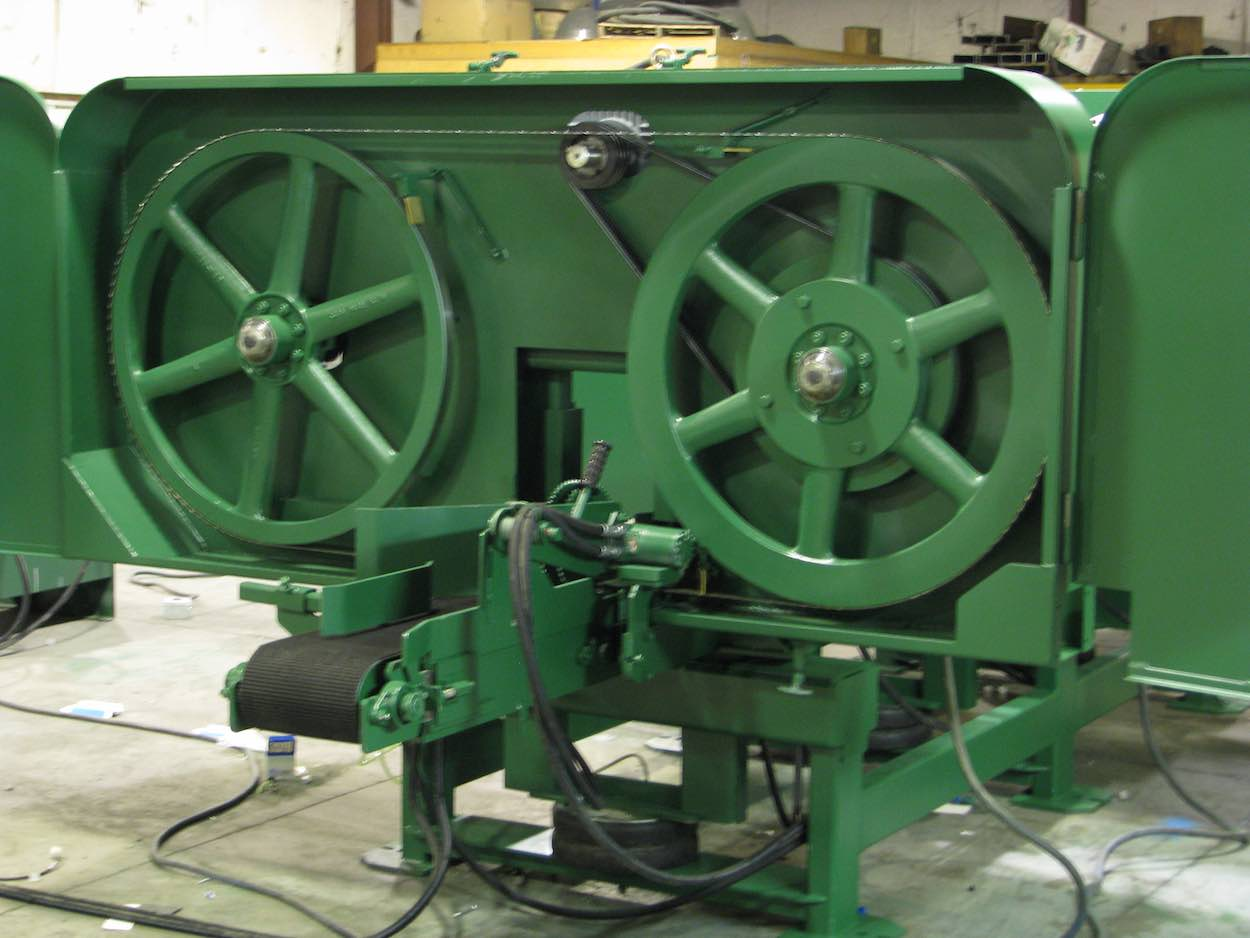 B-800 High-Speed Resaw