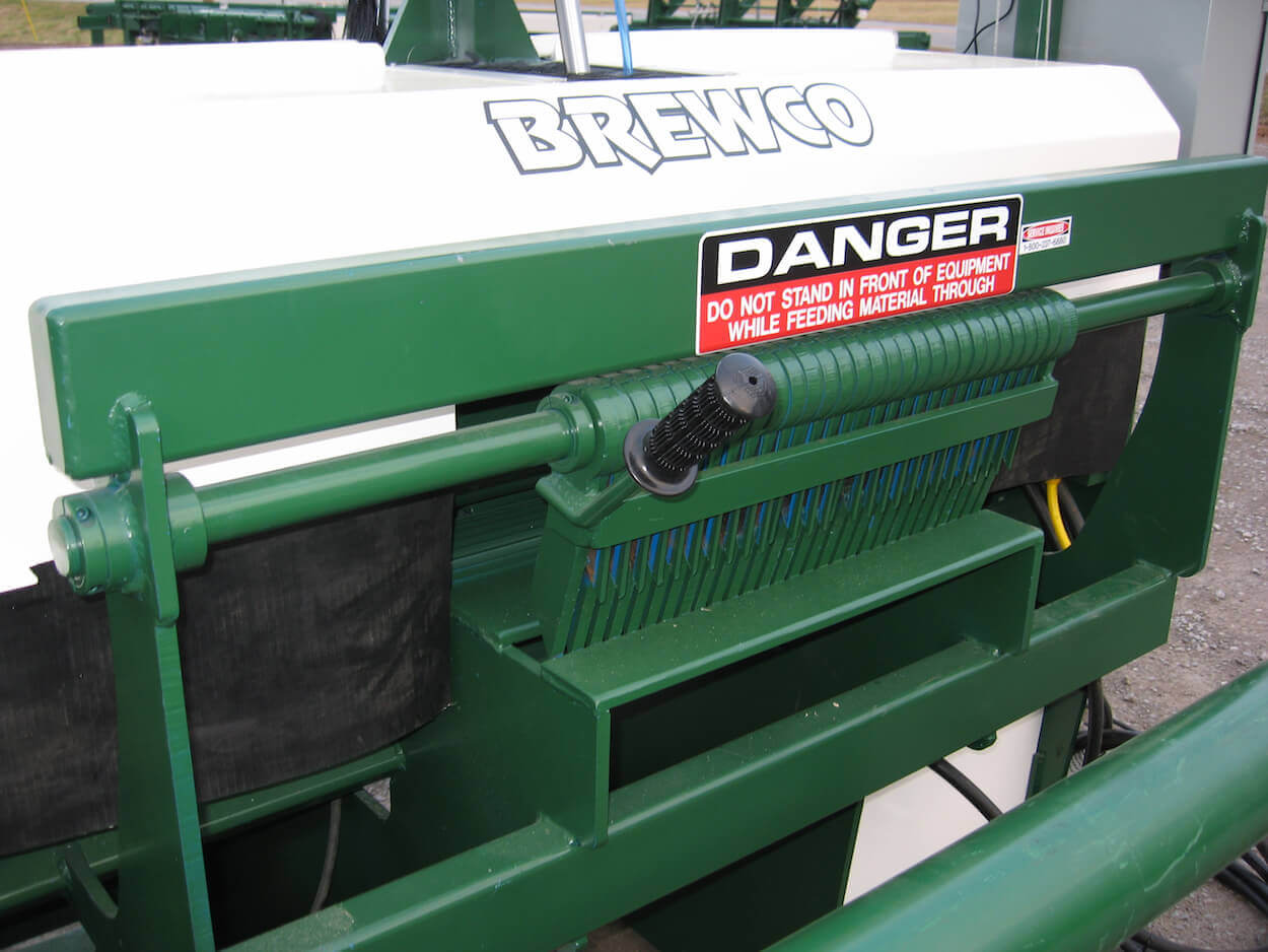 Two-Saw Grade Board Edger